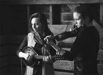 Vogts Sisters in concert, Sunday, May 25th, 7:30PM